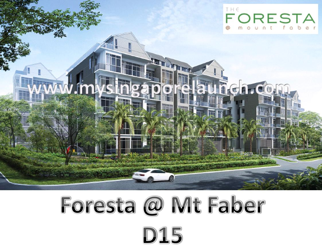 The Foresta @ Mount Faber