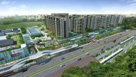 North Park Residences  – Developer: Fraser Centrepoint Homes – District: 27 – Land size: 442,234 sf – Yishun Avenue 2 (Former Bus Interchange) – Northpoint City – Proposed a...