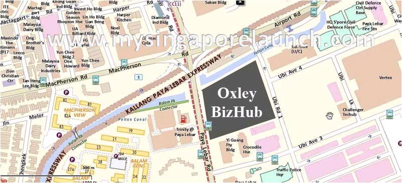 Image result for oxley bizhub map